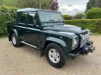 2008 Land Rover Defender 110 2.4 TDi XS Double Cab 4dr