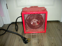 Stelpro ASCH48TWB Portable Electric Construction Heater