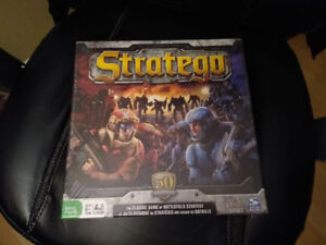 unopened Stratego Board Game, good Christmas Gift