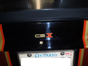 HONDA CBX DECALS