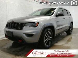 2017 Jeep Grand Cherokee Trailhawk  - Cooled Seats