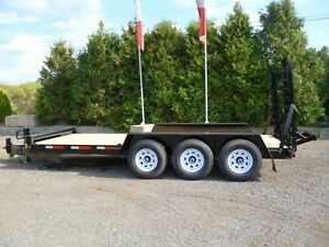 10 Ton Low Bed Float Trailer by Miska Trailers