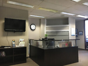 Fully furnished office space available in downtown Kitchener Kitchener / Waterloo Kitchener Area image 1