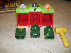 Toddler John Deere toy