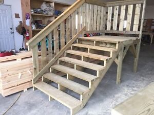 Mobile Home Stairs