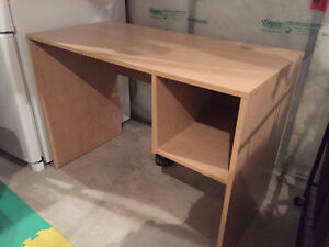 Ikea Birch Desk