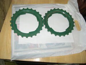 Set of plates for John Deere 246- 2 row corn planter,never used. Gatineau Ottawa / Gatineau Area image 1