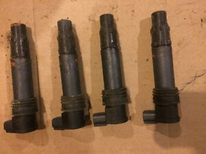 Triumph Daytona Speed Four TT600 Thunderbird ignition coils