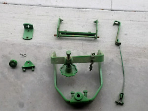 John deere round fender sleeve hitch