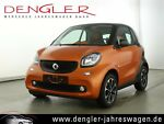 Smart FORTWO 66KW TWINAMIC*NAVI*LED*PANO*SHZ Passion