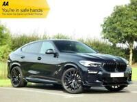 2019 69 BMW X6 3.0 XDRIVE30D M SPORT 4D 261 BHP DIESEL