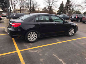 2014 Chrysler 200-Series Certified Tested Only 54000 Km