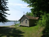 Waterfront Cottages for Rent - Last minute bookings available!