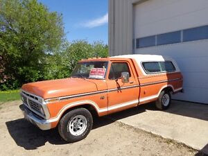 1973 F100 rust free original paint 6900 obo