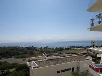 Beautiful Oceanview Studio w/Free Shuttle to Beach La CruzMexico