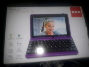 NEW IN BOX 7INCH TABLET WITH KEYBOARD PICKUP IN HANOVER AREA