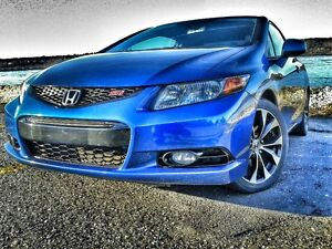 2012 Honda Civic SI Coupé