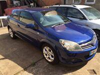 Vauxhall astra sxi 1.4 16v 85k 2005