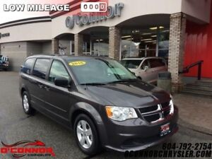 2016 Dodge Grand Caravan SE Plus  -  Uconnect