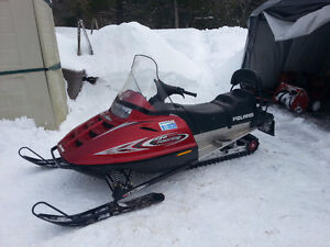 Best Deal on any Polaris 2002 with the lowest kms, 2017 permit