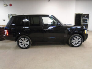 2010 RANGE ROVER HSE LUXURY 4X4 1 OWNER 69,000KMS! ONLY $25,900!
