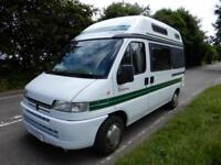Autosleeper Symphony 1996 2 Berth Centre Dinette Campervan For Sale