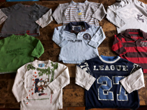 Vêtements garçon 12 à 24 mois * GRAND CHOIX