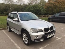 BMW X5 3.0 D SE 2007 Automatic 7 Seats 78k! Service History Mot Nov 2017 Part Exchange Poss
