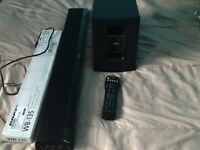 BOSE CINEMATE 1SR HOME THEATER SOUND SYSTEM - REDUCED