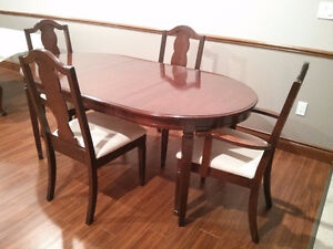 Solid Wood Table - Made in Canada - Coulters Furniture