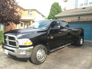 2012 Dodge RAM 3500 HD Diesel Dually 4X4 SLT (SOLD)