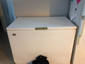 Full size deep freezer in excellent working condition