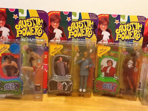 MCFARLANES AUSTIN POWERS SERIES ONE AND TWO London Ontario image 3