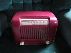 1950's Addison 55 tube radio