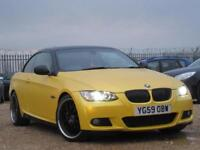BMW 330 3.0TD auto 2009MY d M Sport Highline
