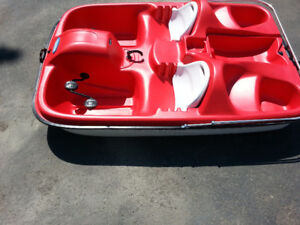 Pelican Pedal boat in good condition $500 OBO