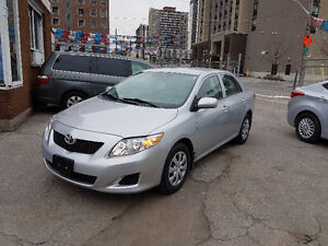 2010 Toyota Corolla CE ONLY 48,248KM  ONE OWNER
