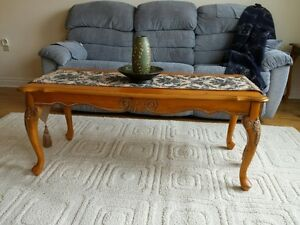 Moving Sale - Coffee Table and Side Table
