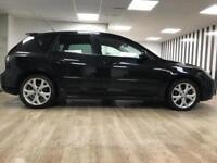 Mazda 3 2.0D Sport DIESEL BLACK LEATHER SEATS CRUISE CONTROL AIR CON ALLOYS