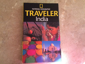 National Geographic India travel book