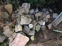 Rockery Stones small-large