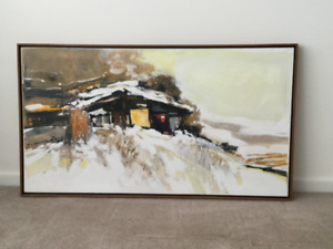 Richard Billmeier Landscape Original Painting $750