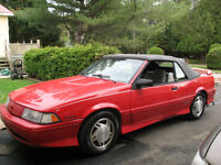 1993 Chevrolet Z24 Cabriolet