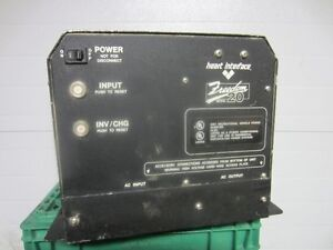 AC power inverter