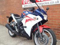 HONDA CBR250 MOTORCYCLE