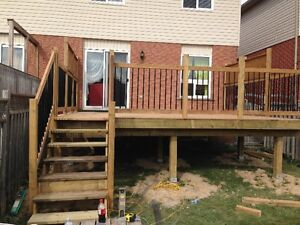 Decks starting at $5/square foot. Limited time only! Kitchener / Waterloo Kitchener Area image 10