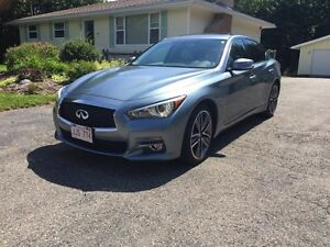 Lease Takeover Infiniti Q50