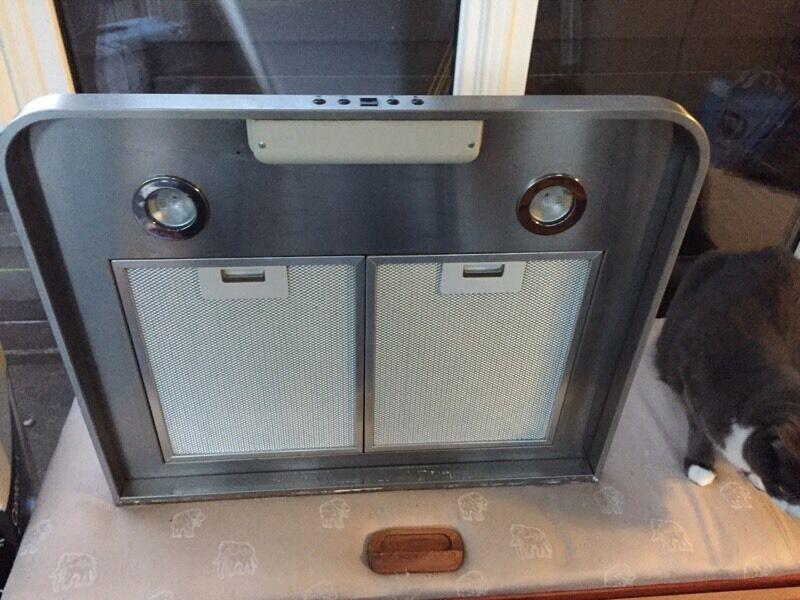 Cooker extractor fan