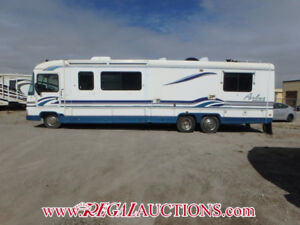 1996 Rexhal 34' ONLY 53k kms ** Large slide** Air ride**