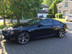 BMW 2006 M6 - Presque Neuf - Almost New-NEVER Winter Driven